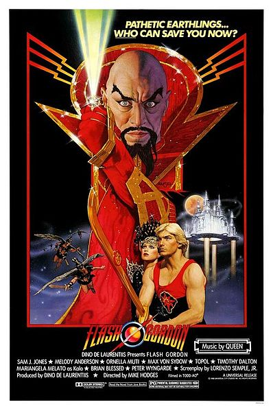RETRO AD: Flash Gordon (1980)