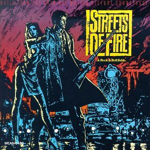 RETRO AD: Streets of Fire (1984)