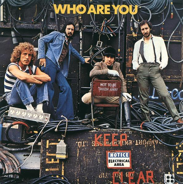 "ROCK FLIX: The Who, ""Who Are You"""