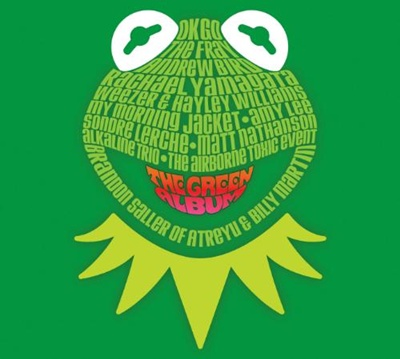 LISTEN: Muppets, The Green Album