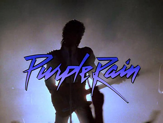RETRO AD: Purple Rain (1984)