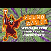"HAPPY HALLOWEEN!  Johnny Legend and the Chuckleberries, ""Witch Doctor"""