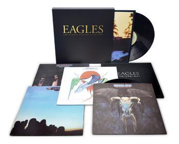Eagles' Studio Albums Vinyl Box Set for release October 29