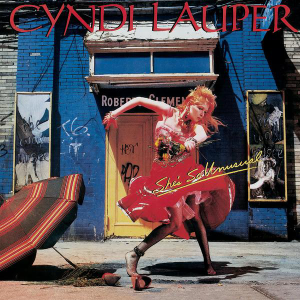 Celebrating 30 Years of Cyndi Lauper's She's So Unusual