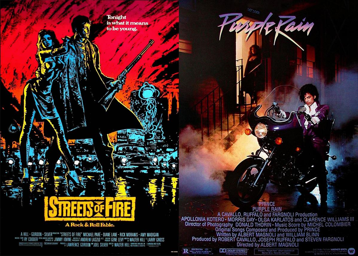 Purple Rain turns 30 (Streets of Fire, too)