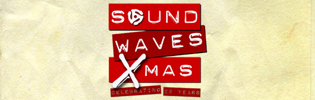 SOUNDWAVES XMAS CONCERT OCTOBER 18TH