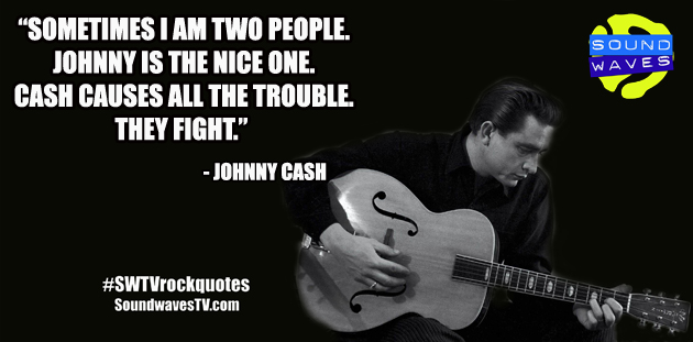 Rock Quotes: Johnny Cash