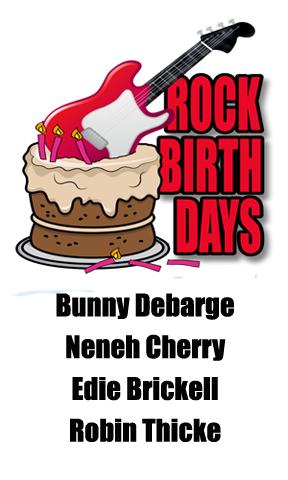 Rock Birthdays – March 10