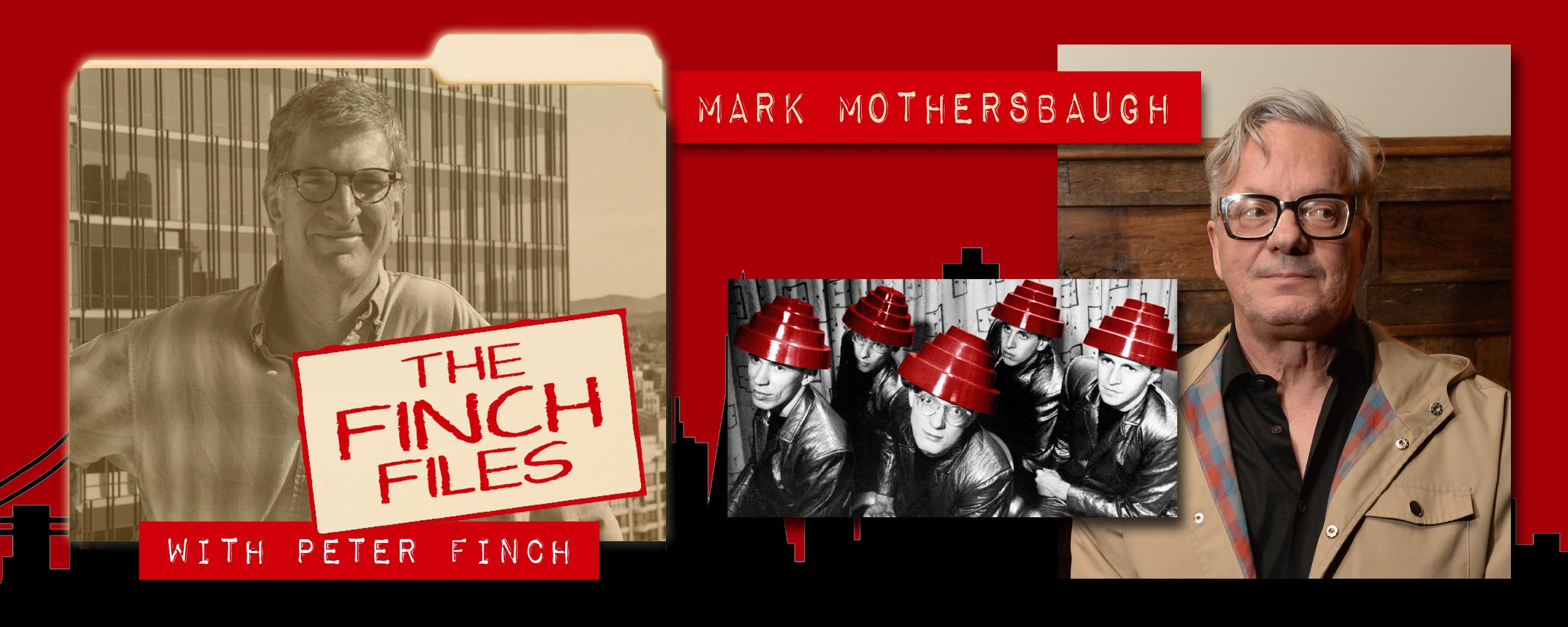 The Finch Files: Mark Mothersbaugh (Devo)