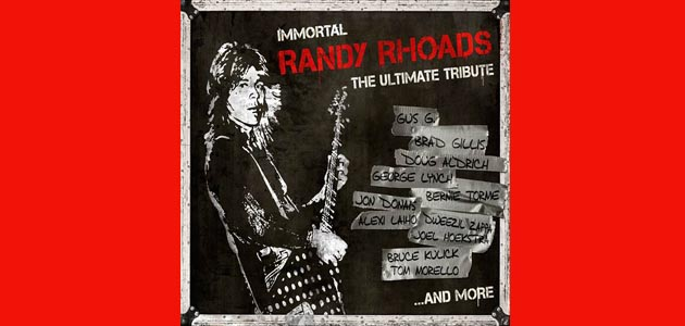 "Stream ""Immortal Randy Rhoads –The Ultimate Tribute"""