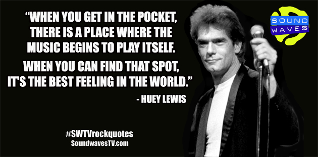 Rock Quotes: Huey Lewis