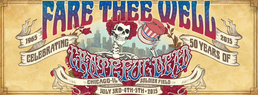 Grateful Dead to celebrate 50th anniversary with July concerts