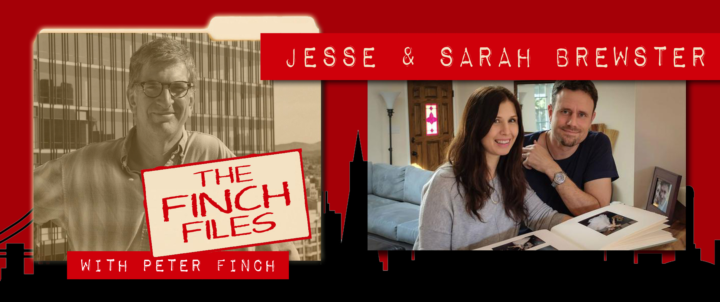 The Finch Files: Jesse and Sarah Brewster