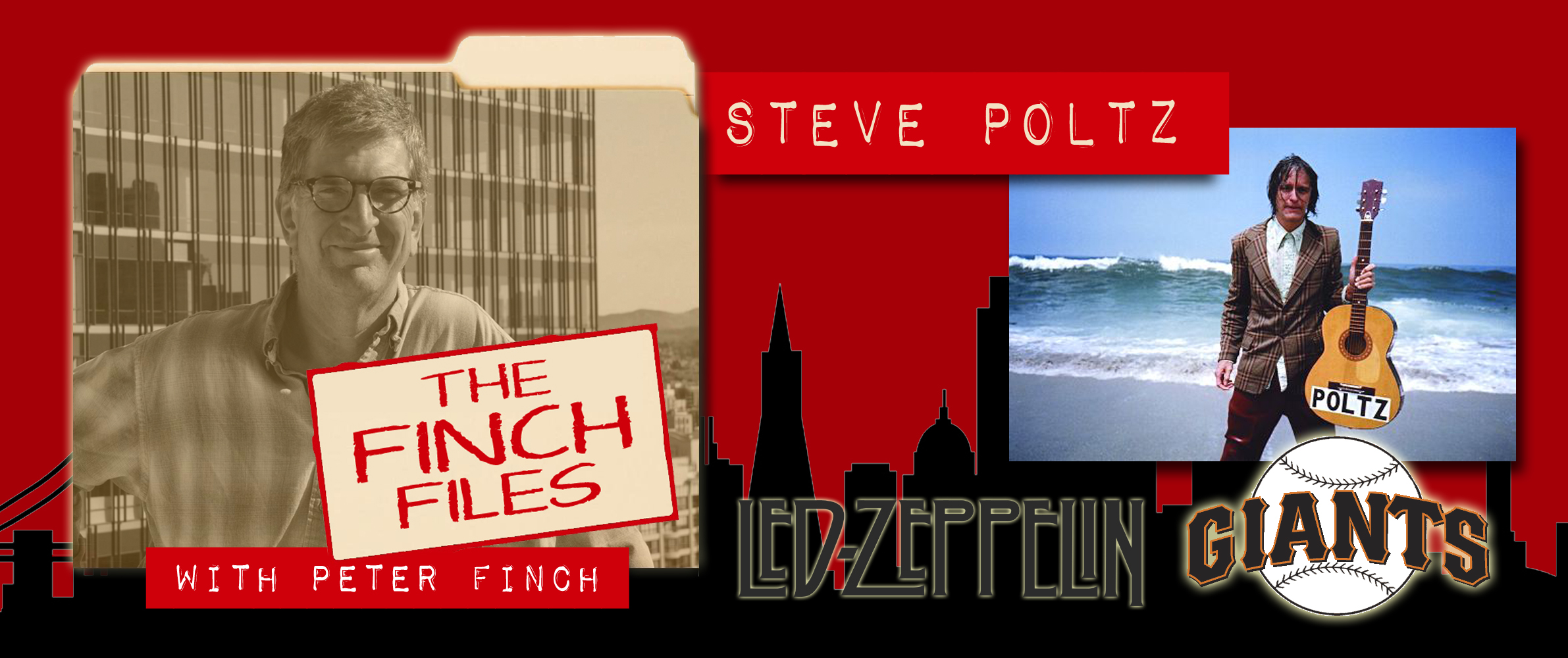 The Finch Files: Steve Poltz
