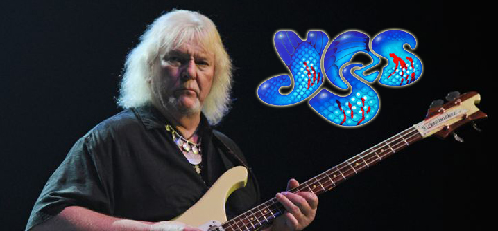 Yes Bassist and Co-Founder Chris Squire Dead at 67