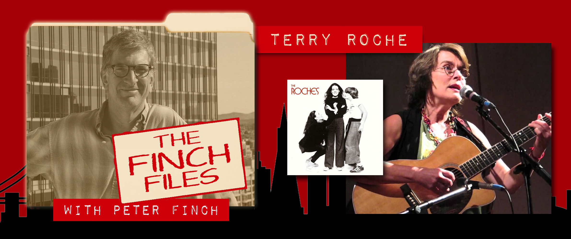The Finch Files: Terre Roche