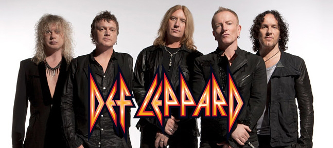 New Def Leppard album confirmed for October