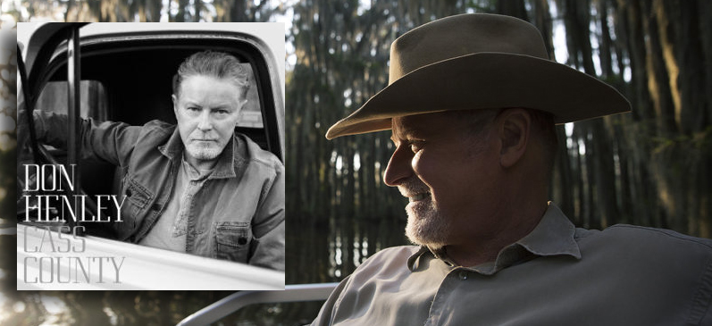 Hear two songs from Don Henley's forthcoming (country) album