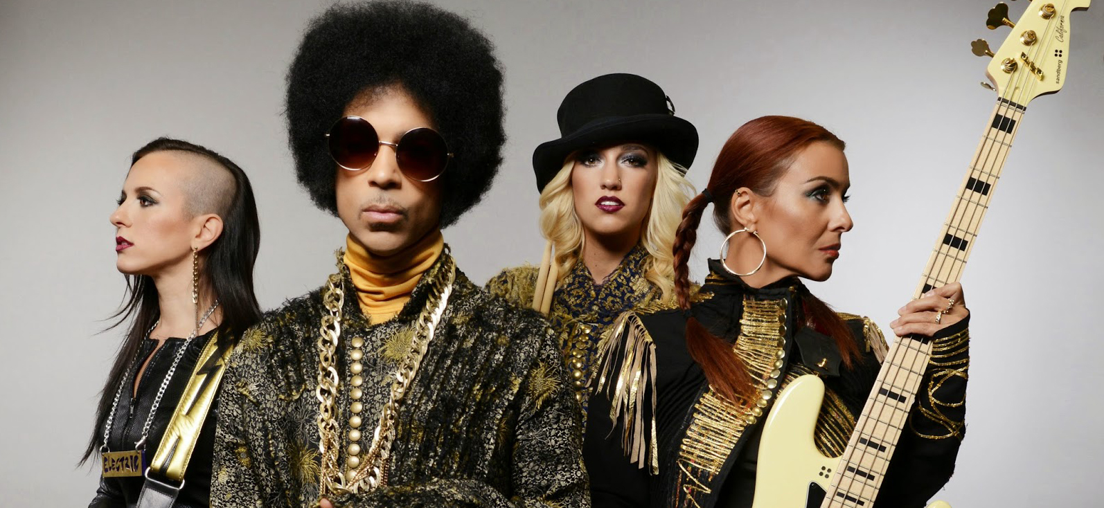 Prince seduces with new song HARDROCKLOVER