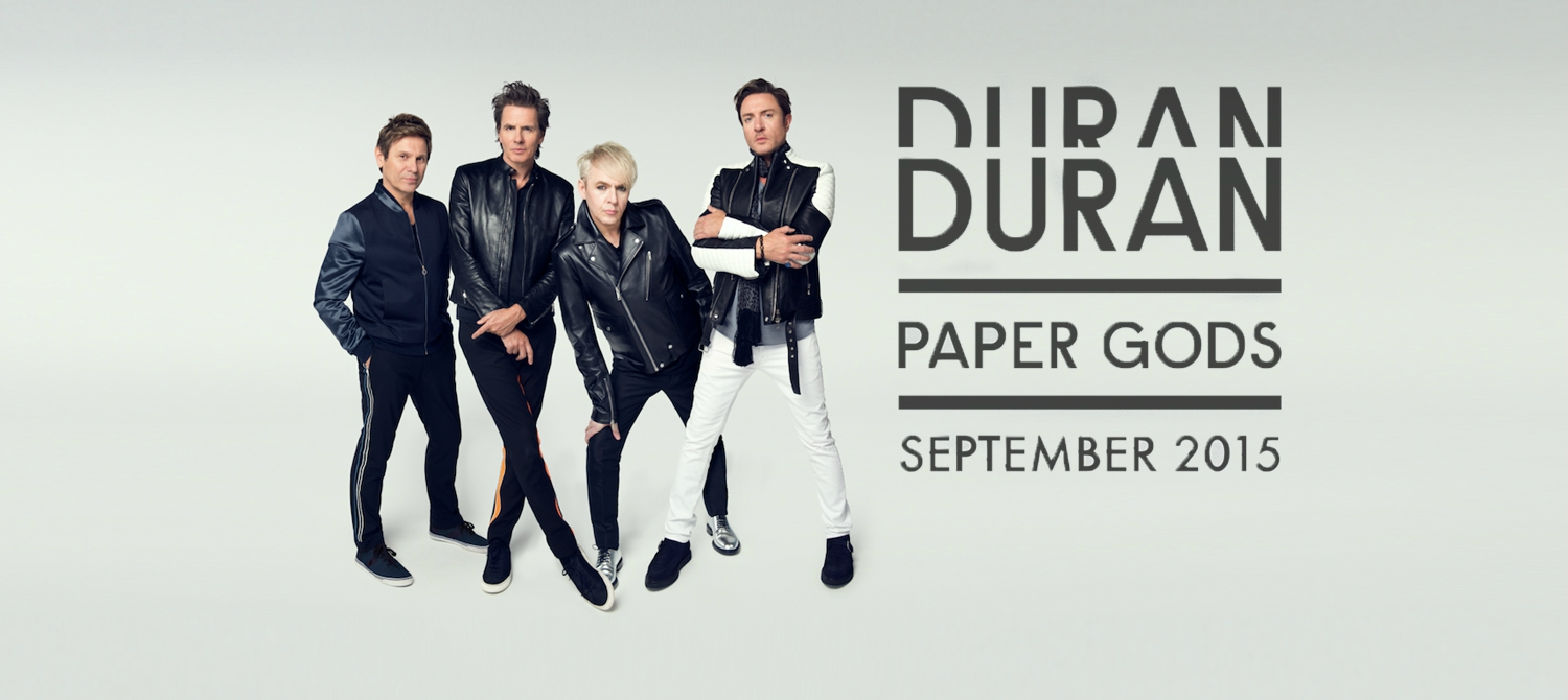 Preview four tracks from Duran Duran's Paper Gods
