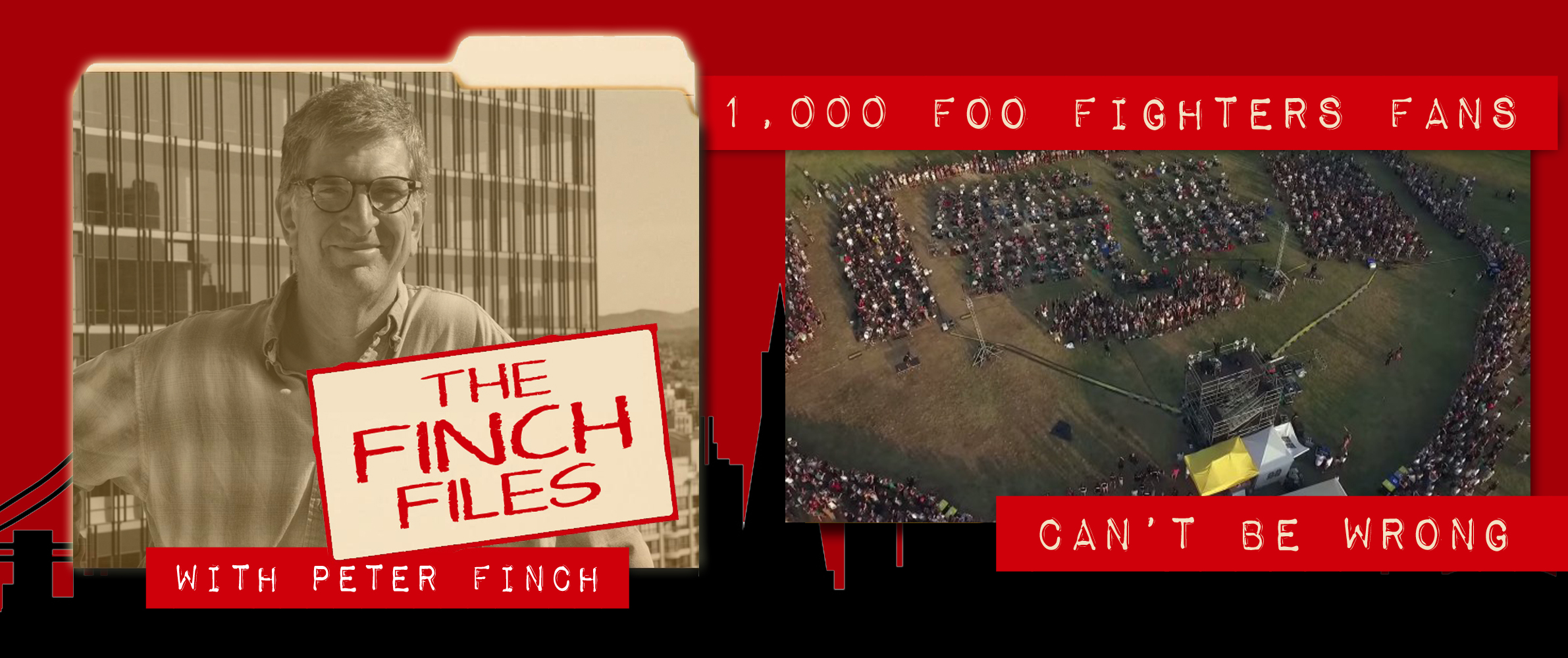 The Finch Files: 1,000 Italian Foo Fighters Fans Can't Be Wrong