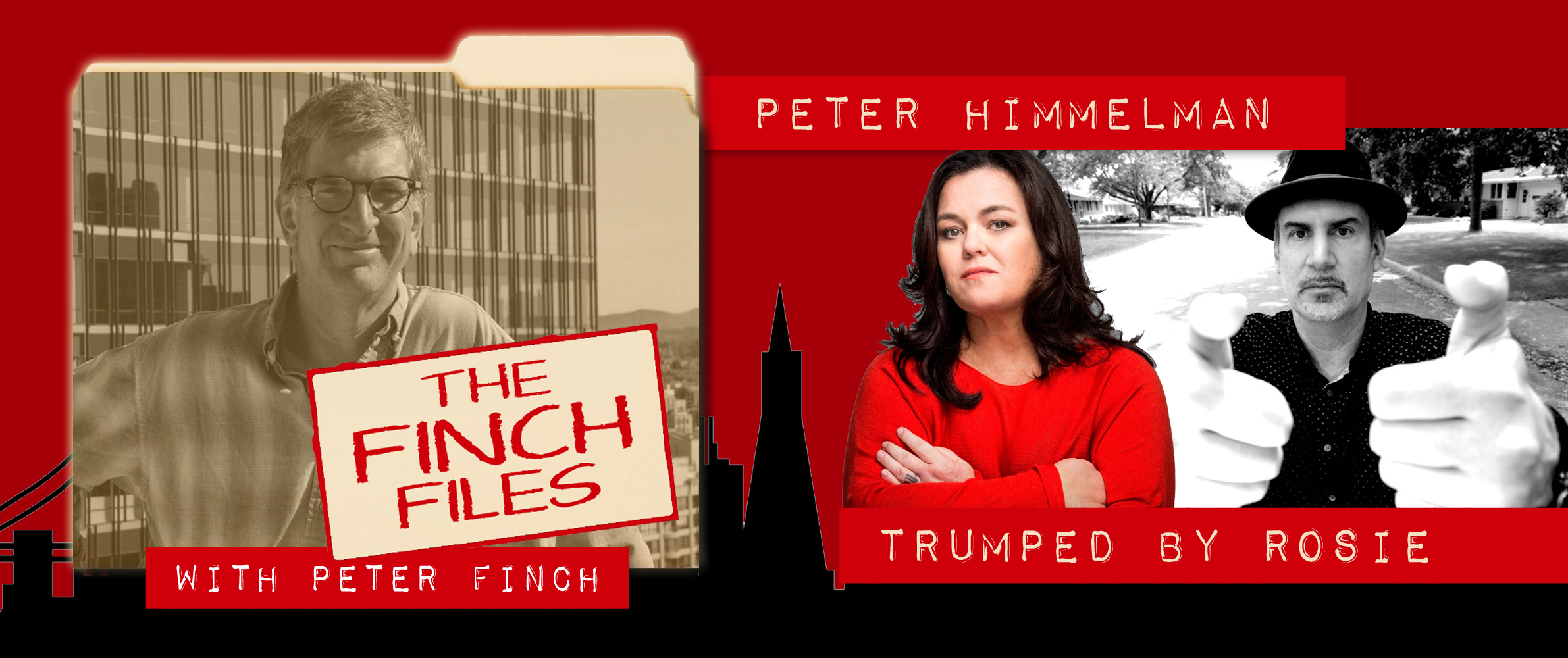 The Finch Files: Trumped by Rosie