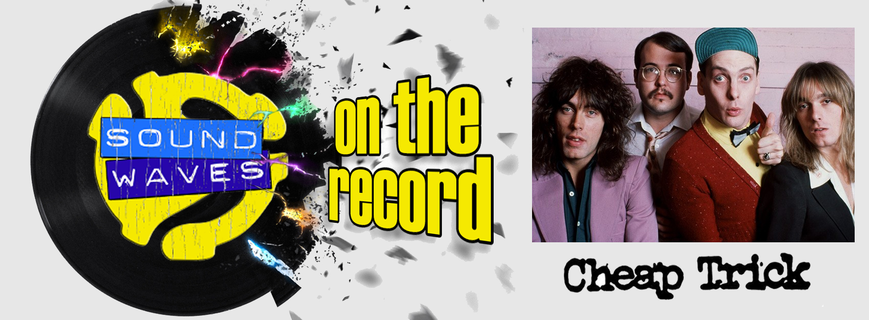 On the Record: Cheap Trick