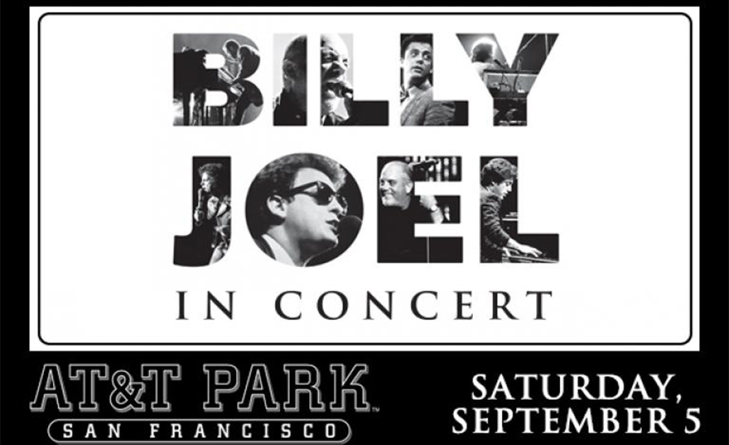 Billy Joel at AT&T Park-Review (San Francisco, 9/05/15)