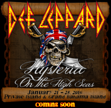 The Def Leppard Cruise From Hell