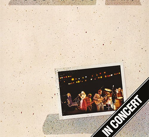 Fleetwood Mac In Concert vinyl release March 4th