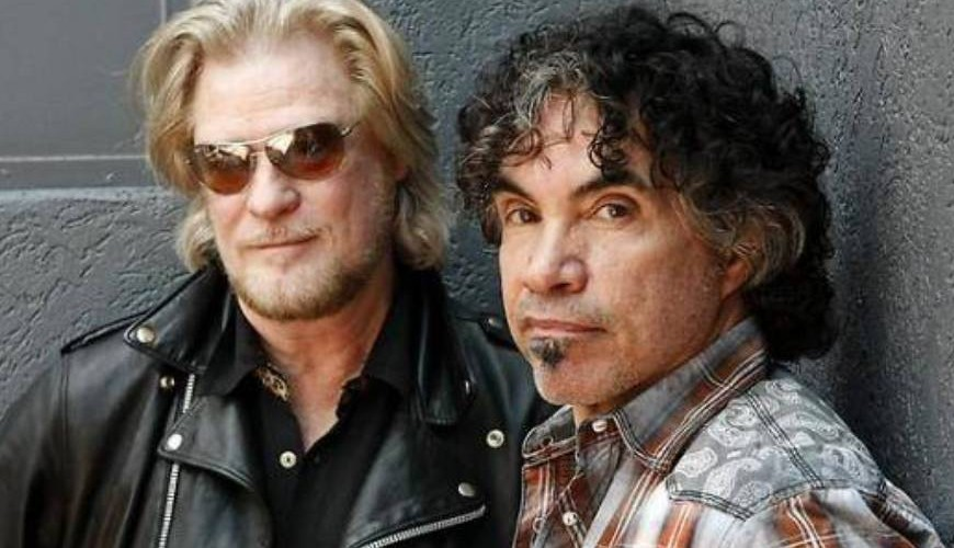 Daryl Hall and John Oates announce 2016 summer tour