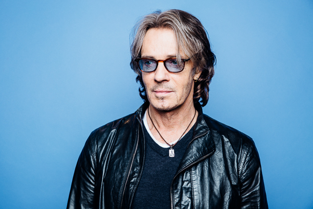 Rick Springfield releases new Rocket Science album