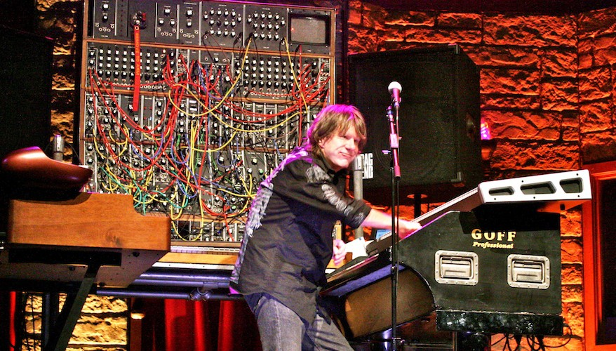 Keith Emerson of Emerson, Lake & Palmer dies at 71