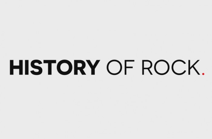 History of Rock in 15 Minutes
