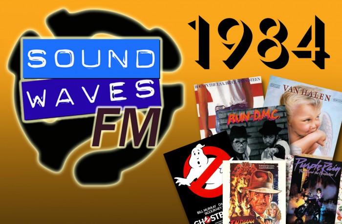 Soundwaves FM #21: 1984