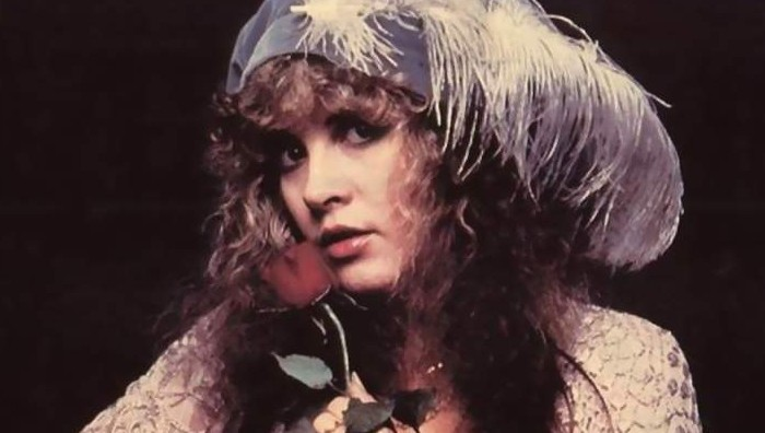Front Row: Stevie Nicks