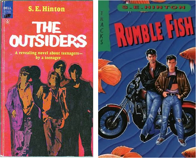 Classic movie trailer rumble fish 1983 soundwaves for Rumble fish book