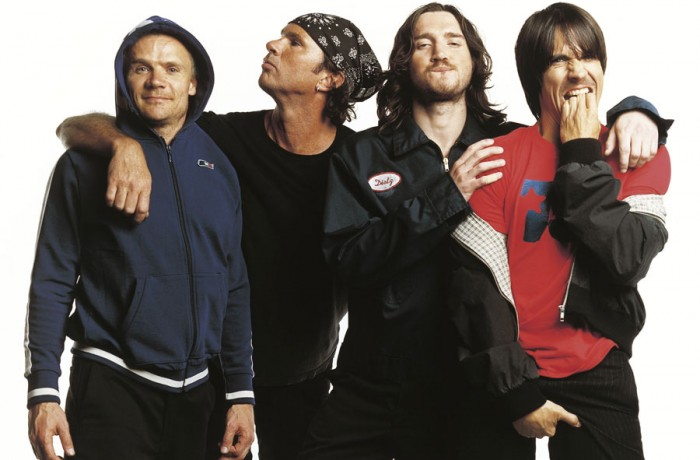 Red Hot Chili Peppers release first single from The Getaway