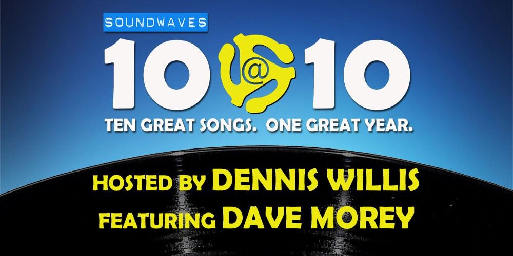 ANNOUNCING: Soundwaves 10@10, featuring the return of Dave Morey