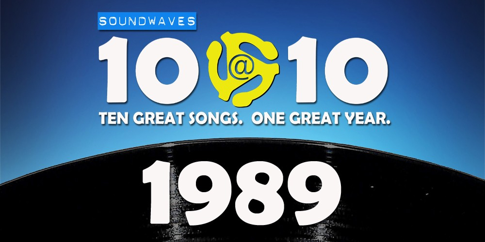 Soundwaves 10@10 #12: 1989