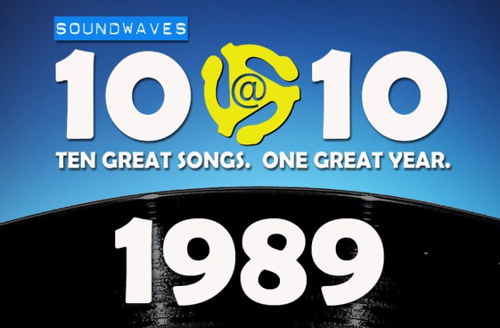 Soundwaves 10@10 #198: 1989