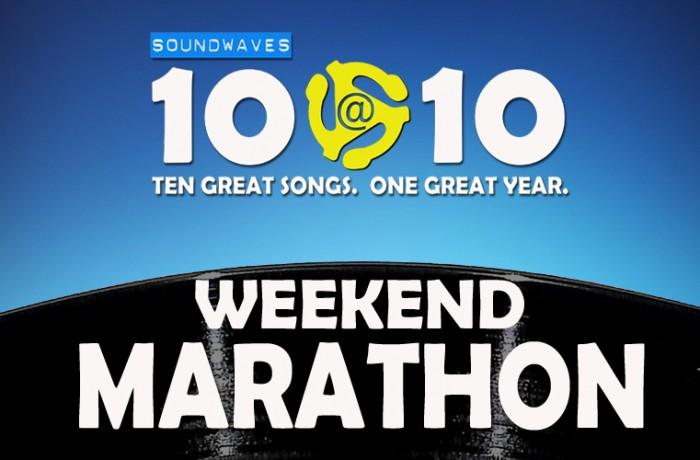 Soundwaves 10@10: Weekend Marathon 5/28