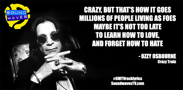 Rock Lyrics: Ozzy Osbourne