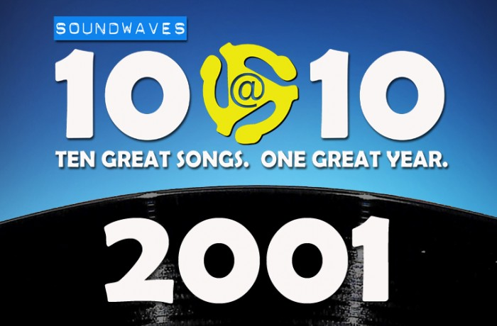 Soundwaves 10@10 #259: 2001