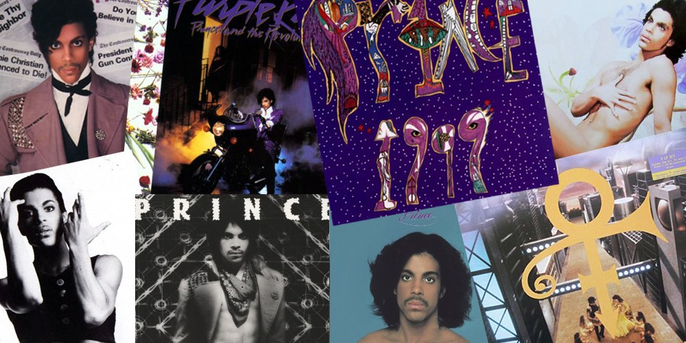 Warner Bros Releases Prince Albums On 180 Gram Vinyl