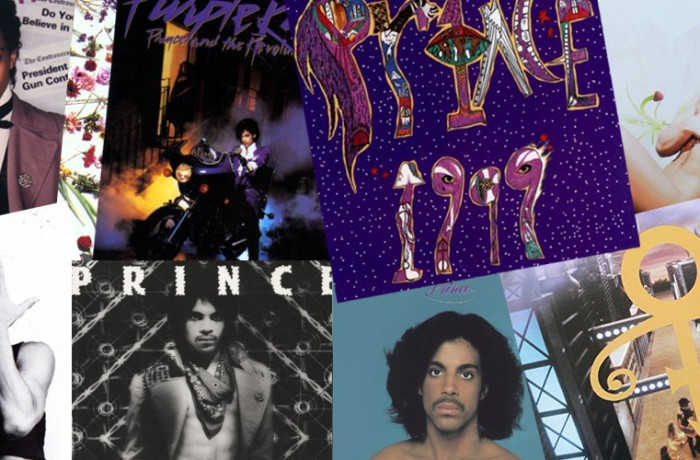 Warner Bros. releases Prince albums on 180 Gram Vinyl
