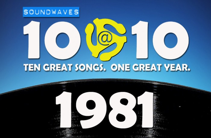 Soundwaves 10@10 #38: 1981