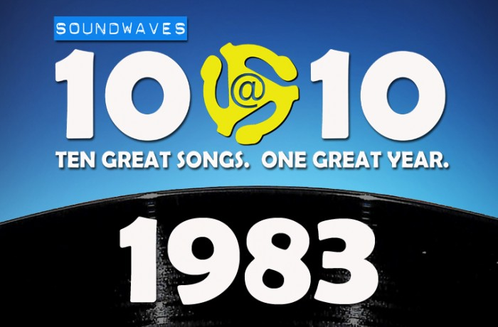Soundwaves 10@10 #43: 1983