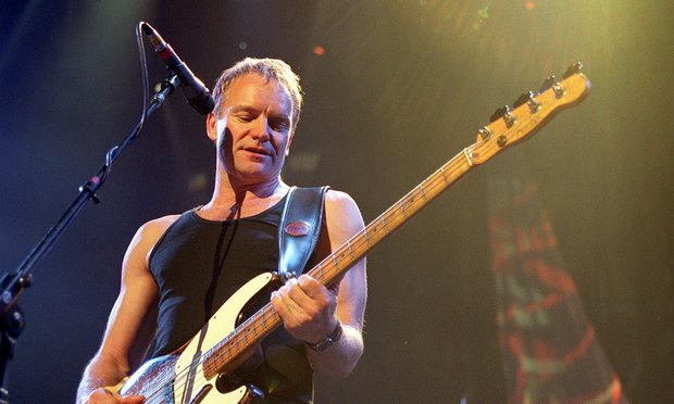 "Sting releases ""I Can't Stop Thinking About You"" from 57th & 9th"