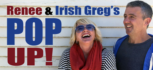 Renee & Irish Greg's Pop UP! Episode 11: Wesley Stace/John Wesley Harding
